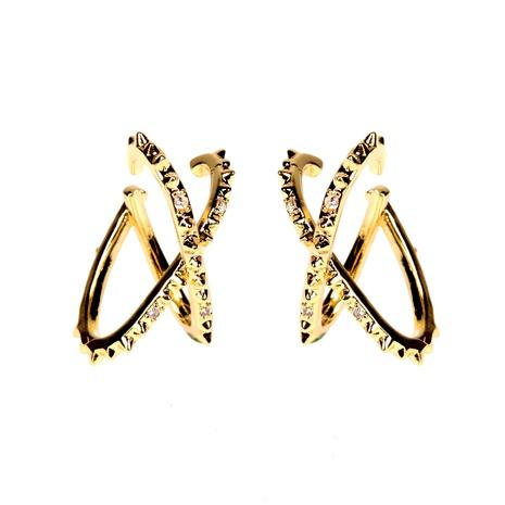 diamond rivet ear clip wholesale NHPY289219's discount tags