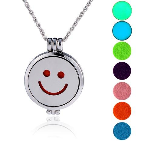 collar con colgante de emoji de hip hop NHAN289428's discount tags