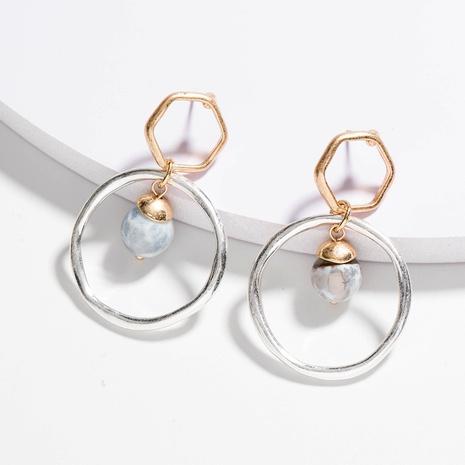 fashion long earrings NHAN289432's discount tags