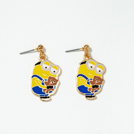 bear creative earrings  NHQJ289492's discount tags