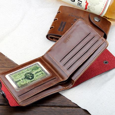 cartera de hebilla simple al por mayor NHBN285920's discount tags