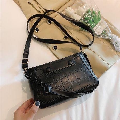 Korean shoulder fashion all-match underarm bag NHRU278322's discount tags