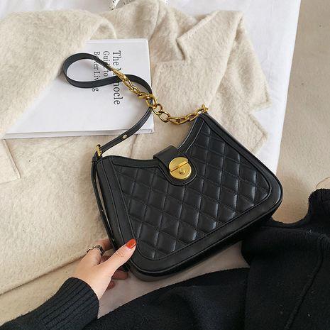 fashion underarm retro single shoulder bag NHLH278357's discount tags