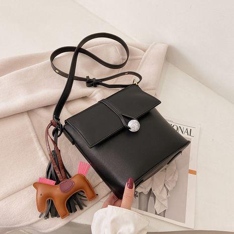 retro all-match messenger shoulder small square bag NHLH278359's discount tags