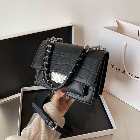Korean Fashion One Shoulder Messenger Bag  NHLH278375's discount tags