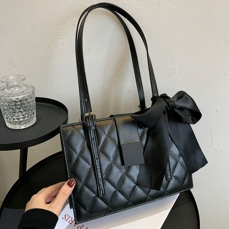new trendy  fashion wild  large capacity  underarm bag NHRU278647's discount tags