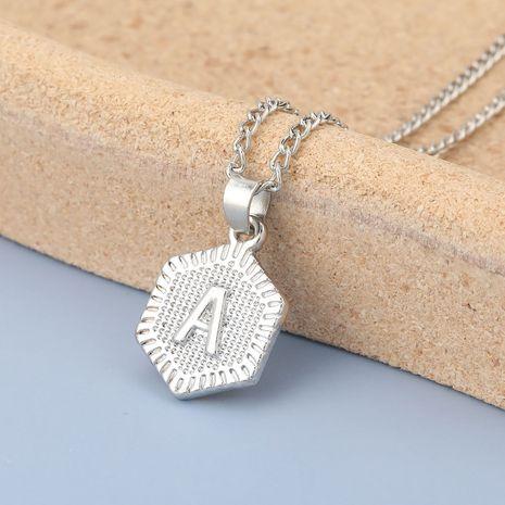 collier deux pièces en alliage de mode NHJE278890's discount tags