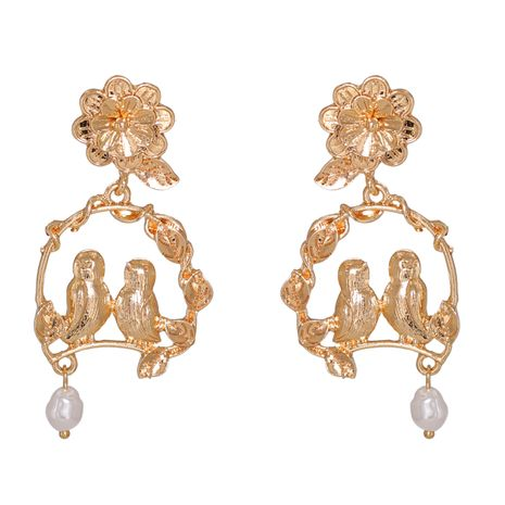 creative magpie branches diamond earrings  NHJJ278904's discount tags