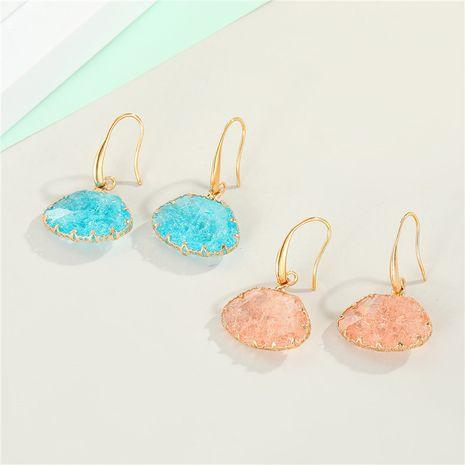 nuevos pendientes de cristal de concha únicos NHGO279147's discount tags