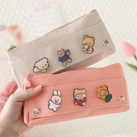 Cute  pencil case  NHZE279398's discount tags