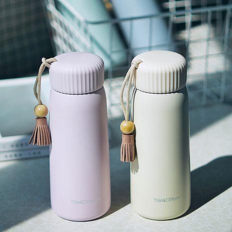 moda linda borla arte taza de agua portátil NHtn279483's discount tags