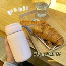 Taza de color puro simple Taza de agua anticada de deportes con mango mini lindo NHtn279517