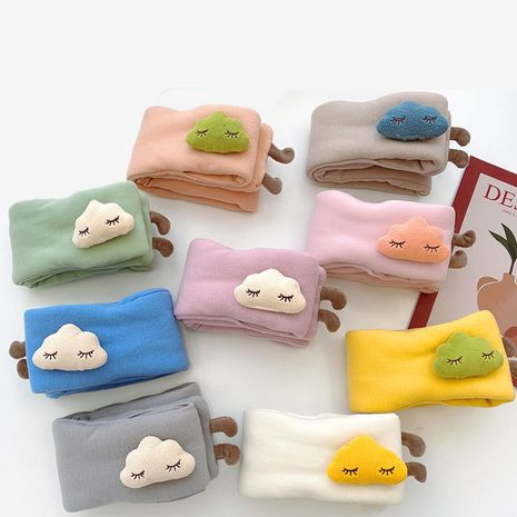 warm  children's scarf  NHQU279282's discount tags