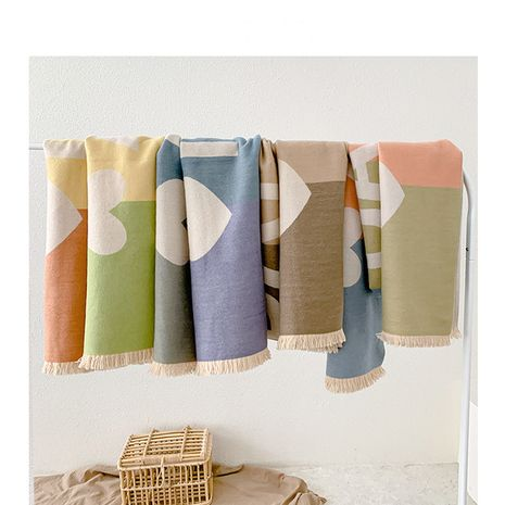 new children's cashmere scarf  NHQU279297's discount tags