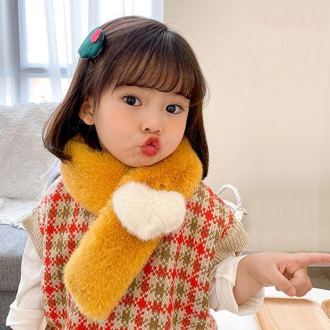 baby plush scarf  NHQU279304's discount tags