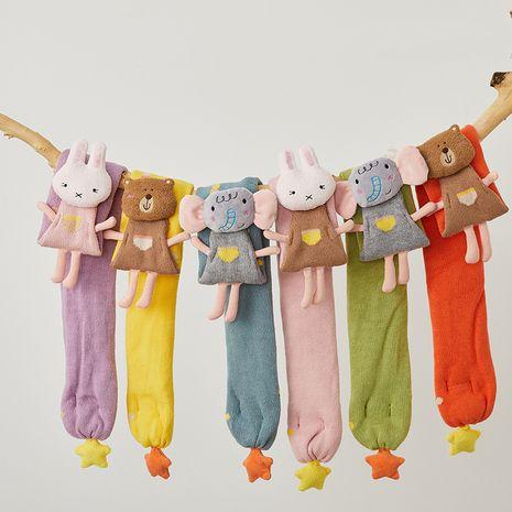 cartoon cute animal cross scarf  NHQU279314's discount tags