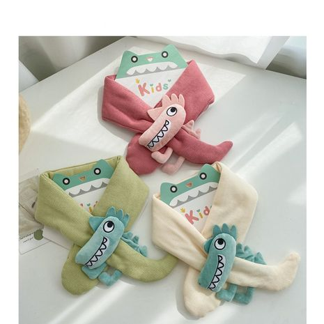 children's dinosaur scarf  NHQU279322's discount tags