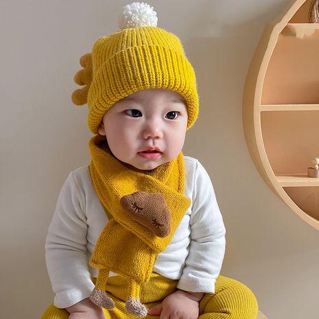 gorro de lana angel cloud caps gorro de invierno para niños NHQU279330's discount tags