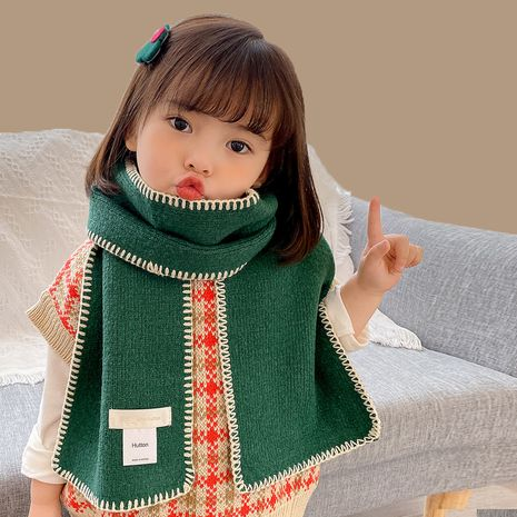 new children's wool scarf  NHQU279334's discount tags