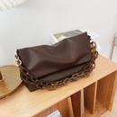 soft leather armpit bag  NHLH279751