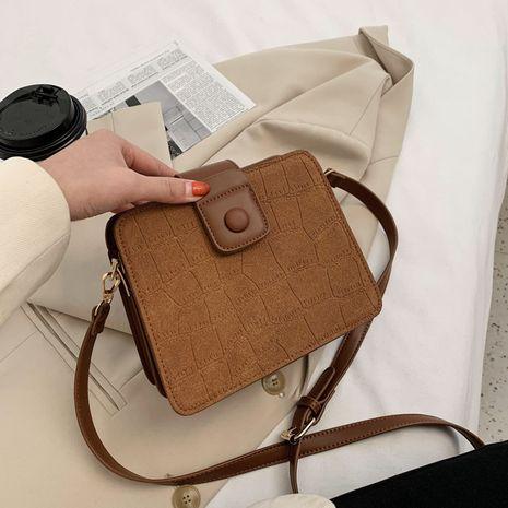 sac seau de mode rétro messenger NHJZ279770's discount tags