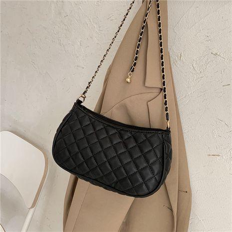 Petit sac carré en fil de broderie losange coréen NHJZ279772's discount tags