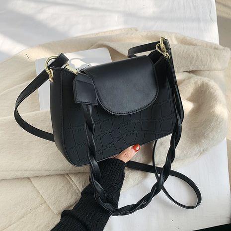 All-Match-Unterarmtasche mit einem Schultermuster aus Stein NHJZ279801's discount tags