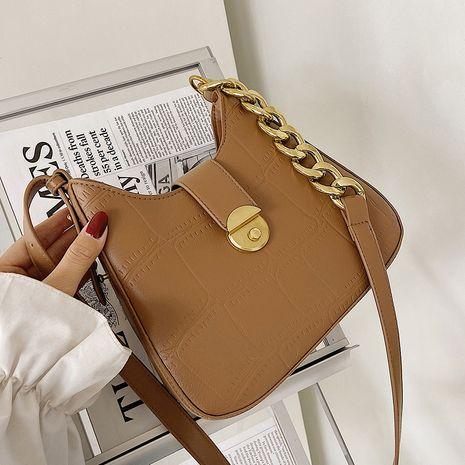 Retro Schulter Achsel kleine quadratische Tasche NHJZ279805's discount tags
