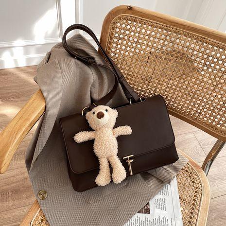 Petit sac carré décontracté à une épaule à une épaule NHJZ279814's discount tags