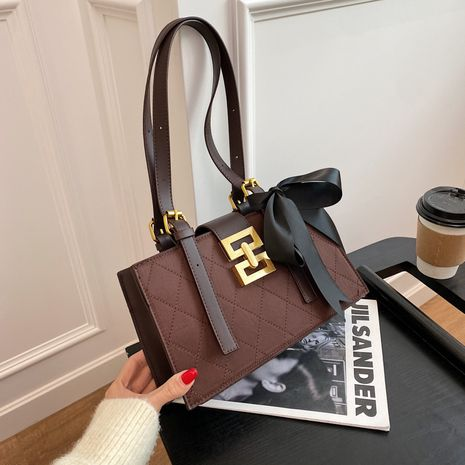 sac aisselle à une épaule givré NHJZ279815's discount tags