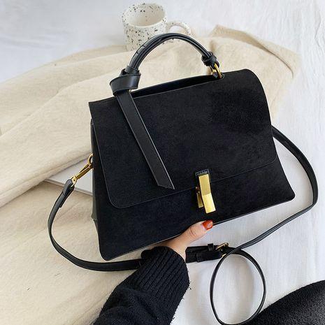 large capacity one-shoulder messenger handbag NHRU279840's discount tags