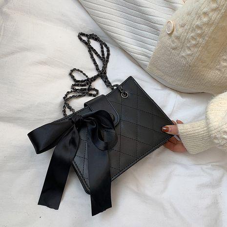 petit sac carré à bandoulière en diamant NHRU279846's discount tags