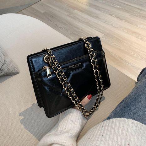 sac porté épaule en fil brodé à losanges NHJZ279899's discount tags
