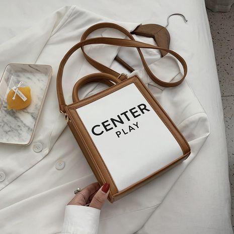Retro Mini Pu Leder Brief One-Shoulder Diagonal Tasche NHJZ279933's discount tags