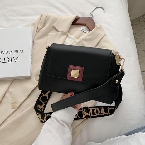 petit sac carré à bandoulière à la mode NHJZ279941's discount tags
