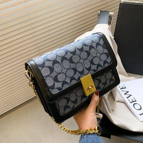 Sac messager à bandoulière simple de mode coréenne NHJZ279963's discount tags
