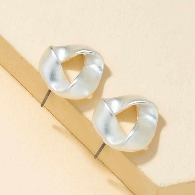 Simple Fashion Stud Earring  NHQJ280022