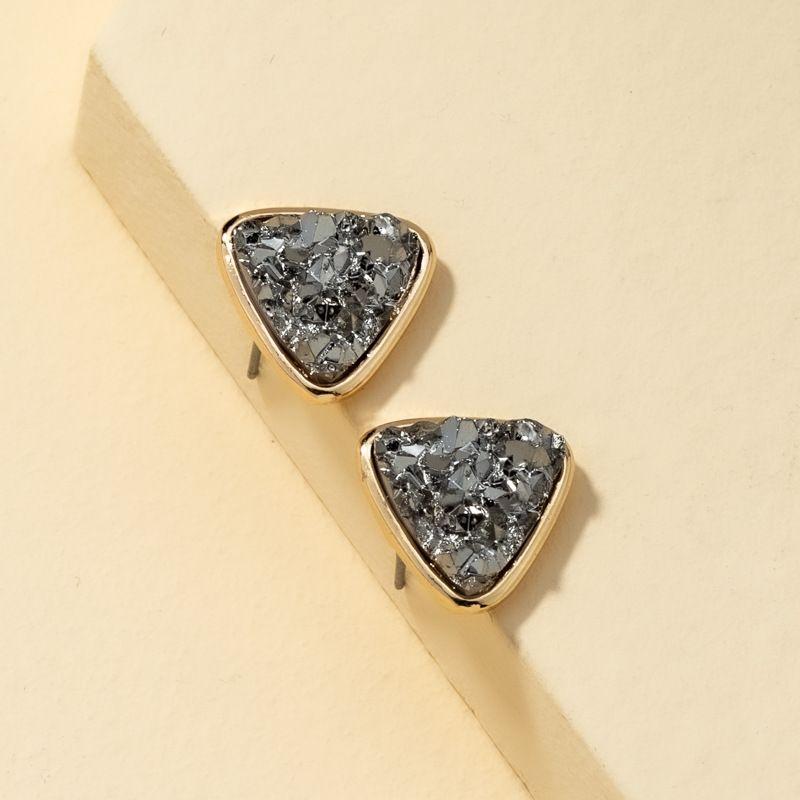 simple high-end earrings  NHQJ280034