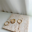 Simple  knotted korean fashion ring NHYQ280148