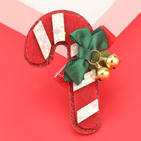 Épingle à cheveux en flanelle en flanelle en alliage série Noël NHJE280187's discount tags