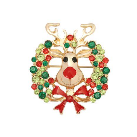 Legierung voller Diamanten Luxus Strass Brosche NHJQ280280's discount tags
