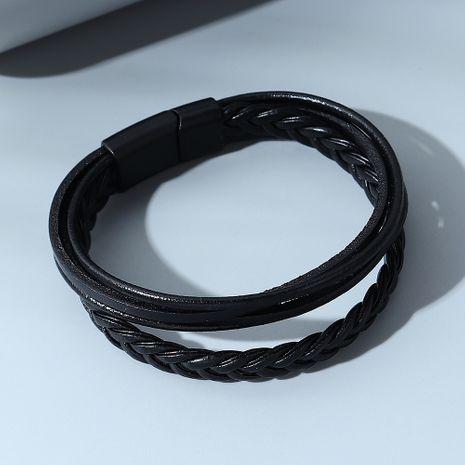 Bracelet homme de mode coréenne NHPS280312's discount tags