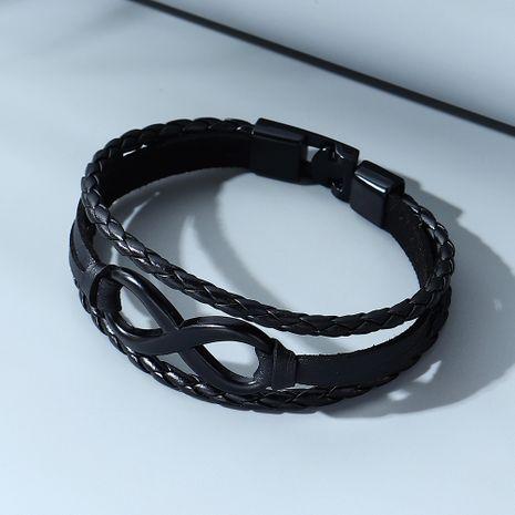 Bracelet homme coréen tendance créative mode all-match NHPS280313's discount tags