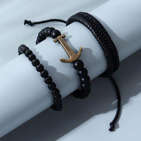 ensemble de bracelet de perles créatif NHPS280320's discount tags