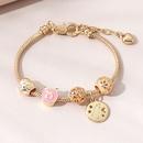 Zodiac fashion  Bracelet NHPS280345
