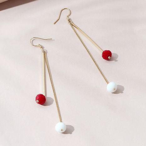 fashion wild  creative long earrings NHPS280353's discount tags