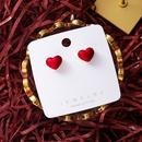 Simple love earrings  NHMS280478