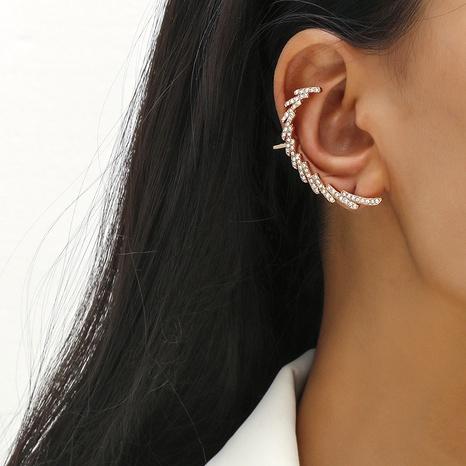 Simple new single  ear ear clip  NHKQ289735's discount tags