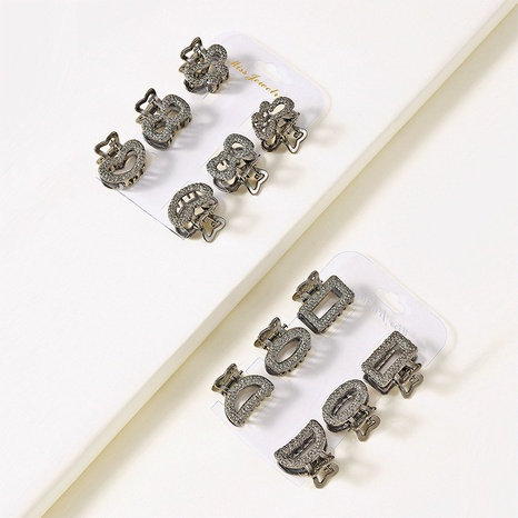 metal small catch clip 12-piece NHGE289911's discount tags