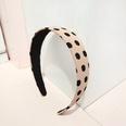 NHUX1304991-Light-pink-polka-dot-flat-headband